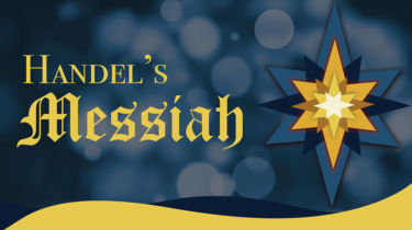 Handel's Messiah - Poster