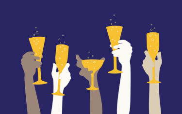 Cheers! The New Year's Eve Concert - Poster